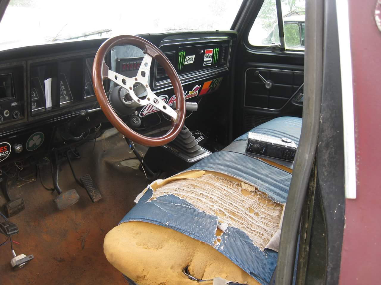 Seat For Ford 881 : F seat in my ford truck enthusiasts forums