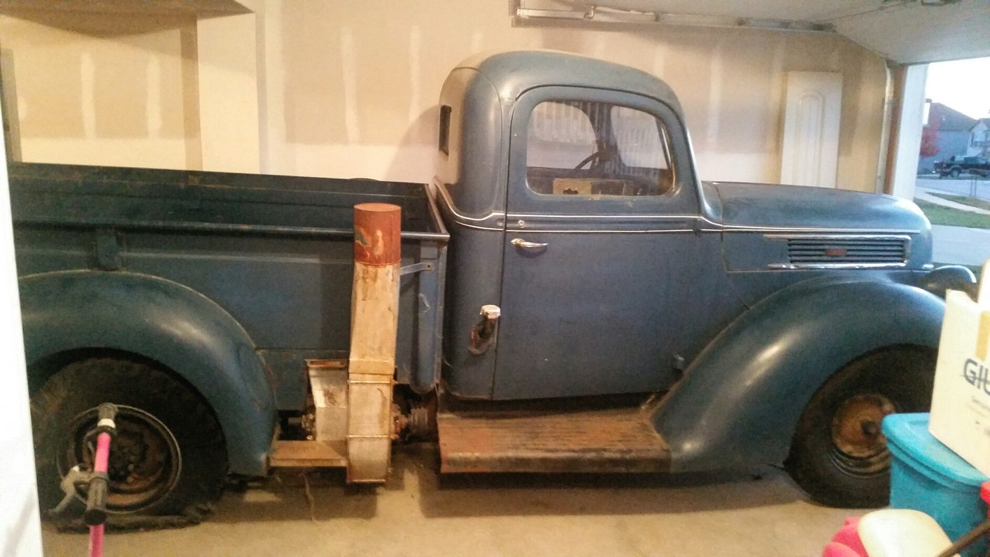 1941 3 4 Toner Transmission Ford Truck Enthusiasts Forums Ton Pickup I Understand That The Pto Power Take Off Was Used For Different Attachments Like Grain Auger Or Saw Mills And Such