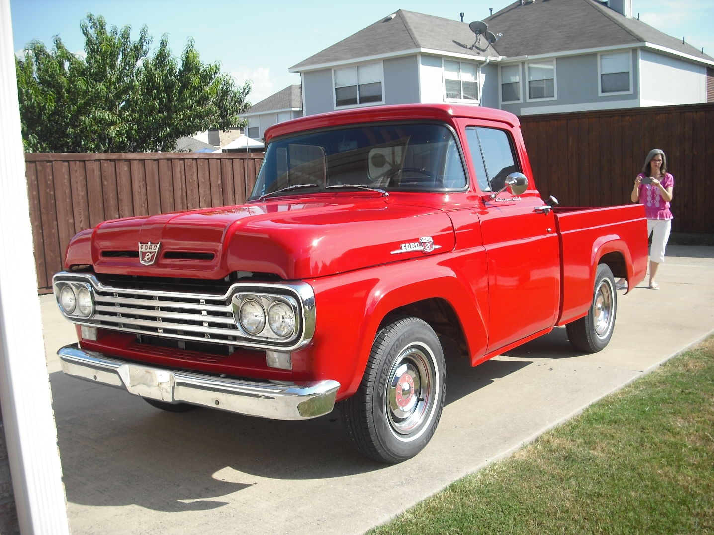 Ford Truck Enthusiasts >> First Truck 59 F100 Ford Truck Enthusiasts Forums