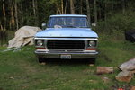 1978 Ford F250 Project