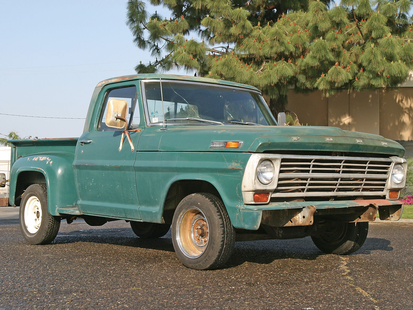 5 Things to Look at When Buying a Vintage Ford Truck - Ford Truck ...
