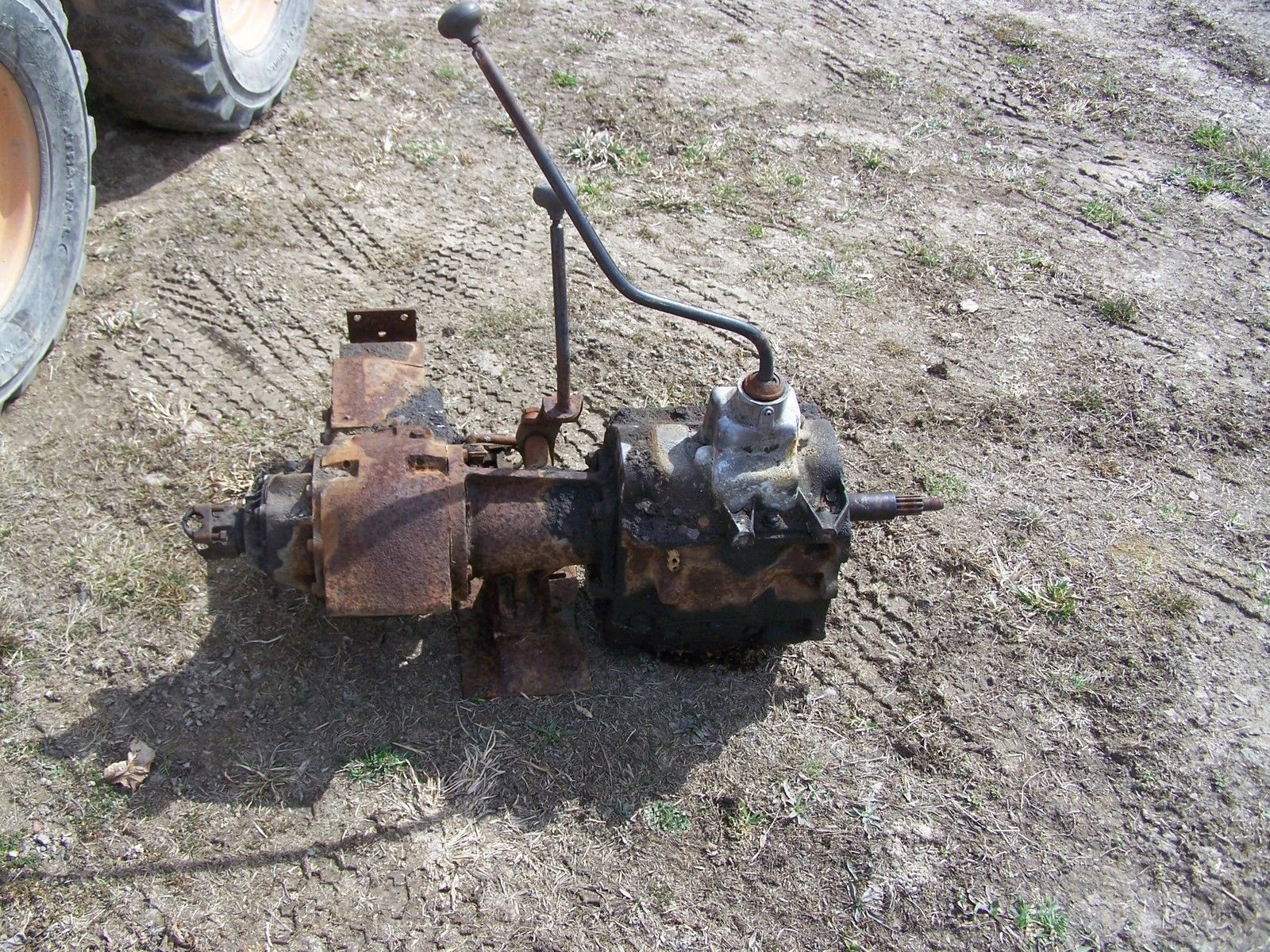 73-79 F100/F350 steering and misc parts - Ford Truck ...