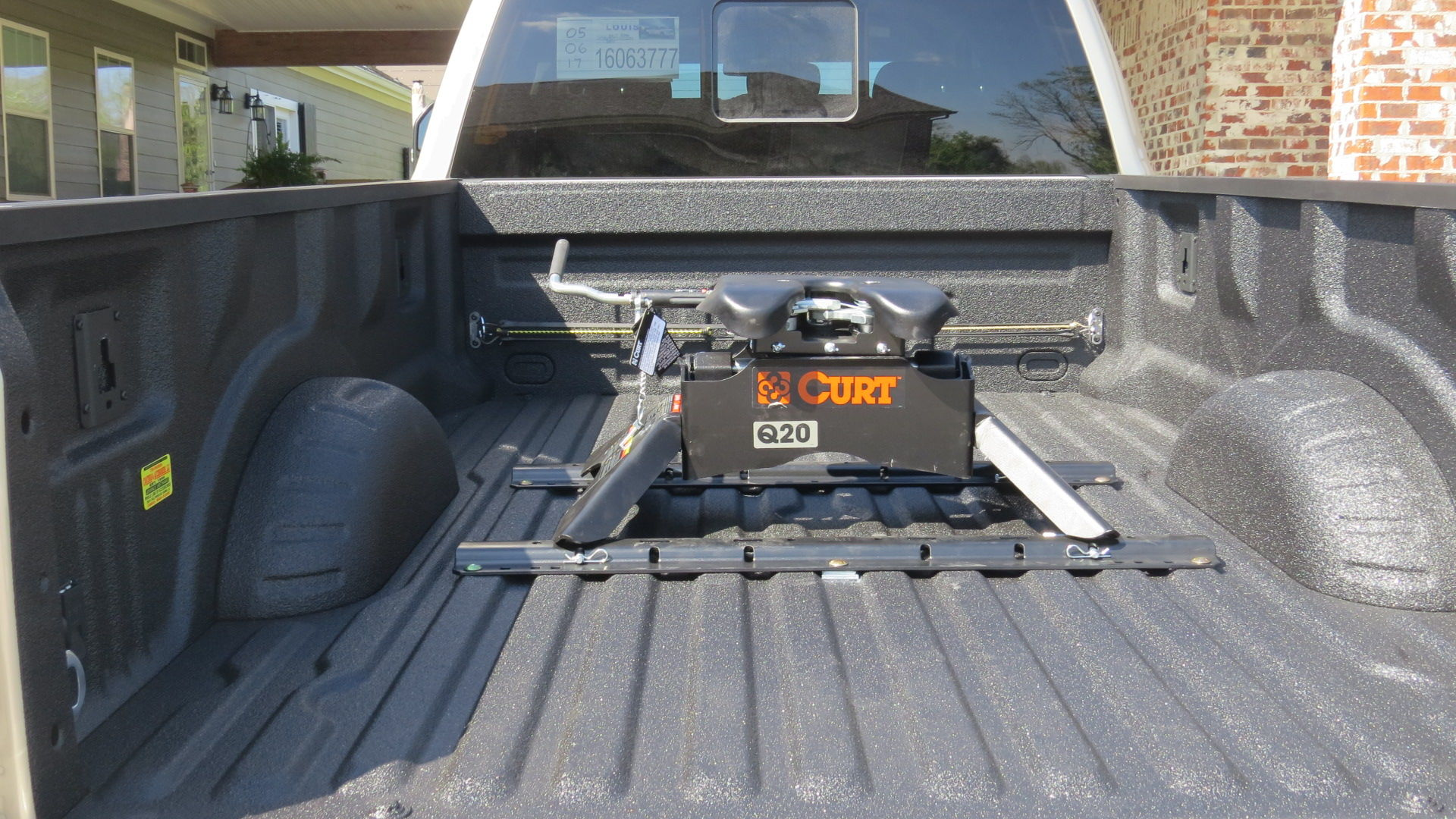 My 2017 F350 Dually Needs A Fifth Wheel Prep Added Ford