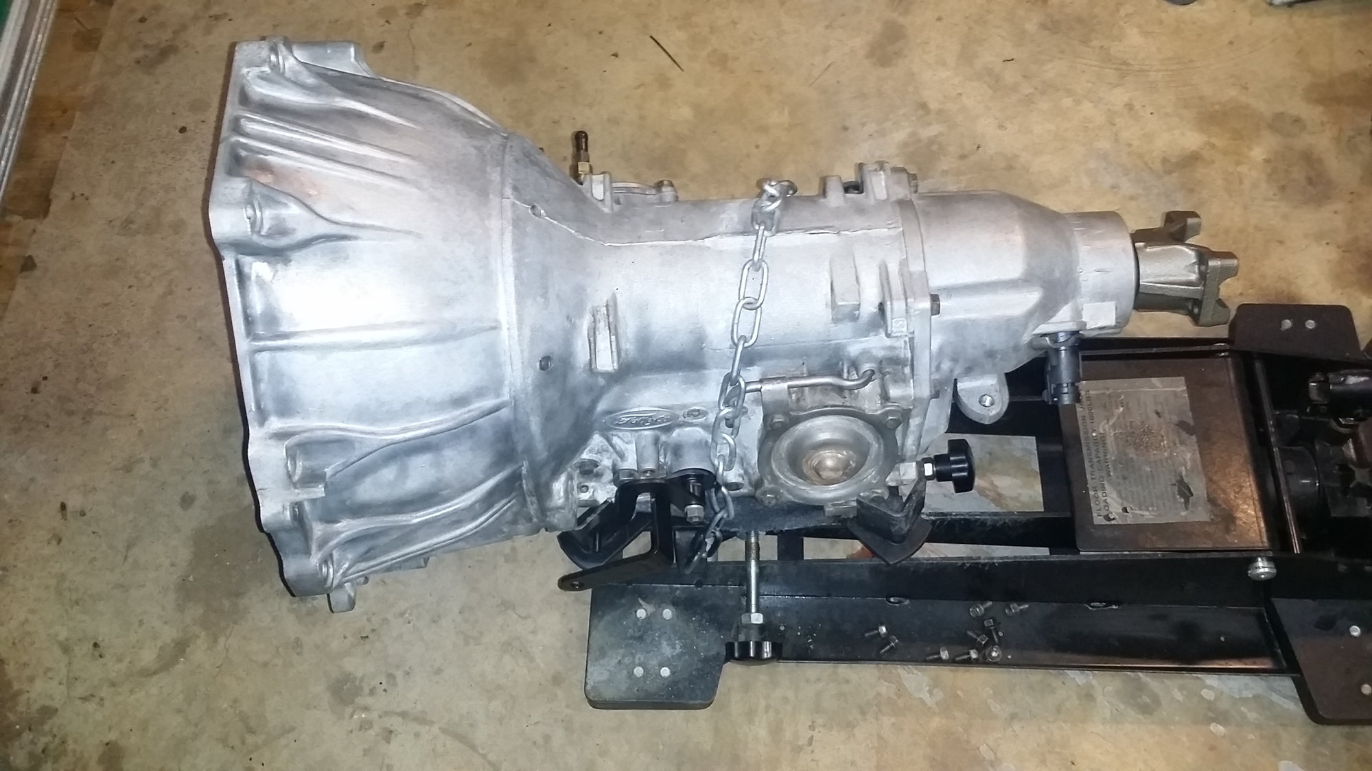 C 4 Transmission >> C4 Transmission Question Ford Truck Enthusiasts Forums