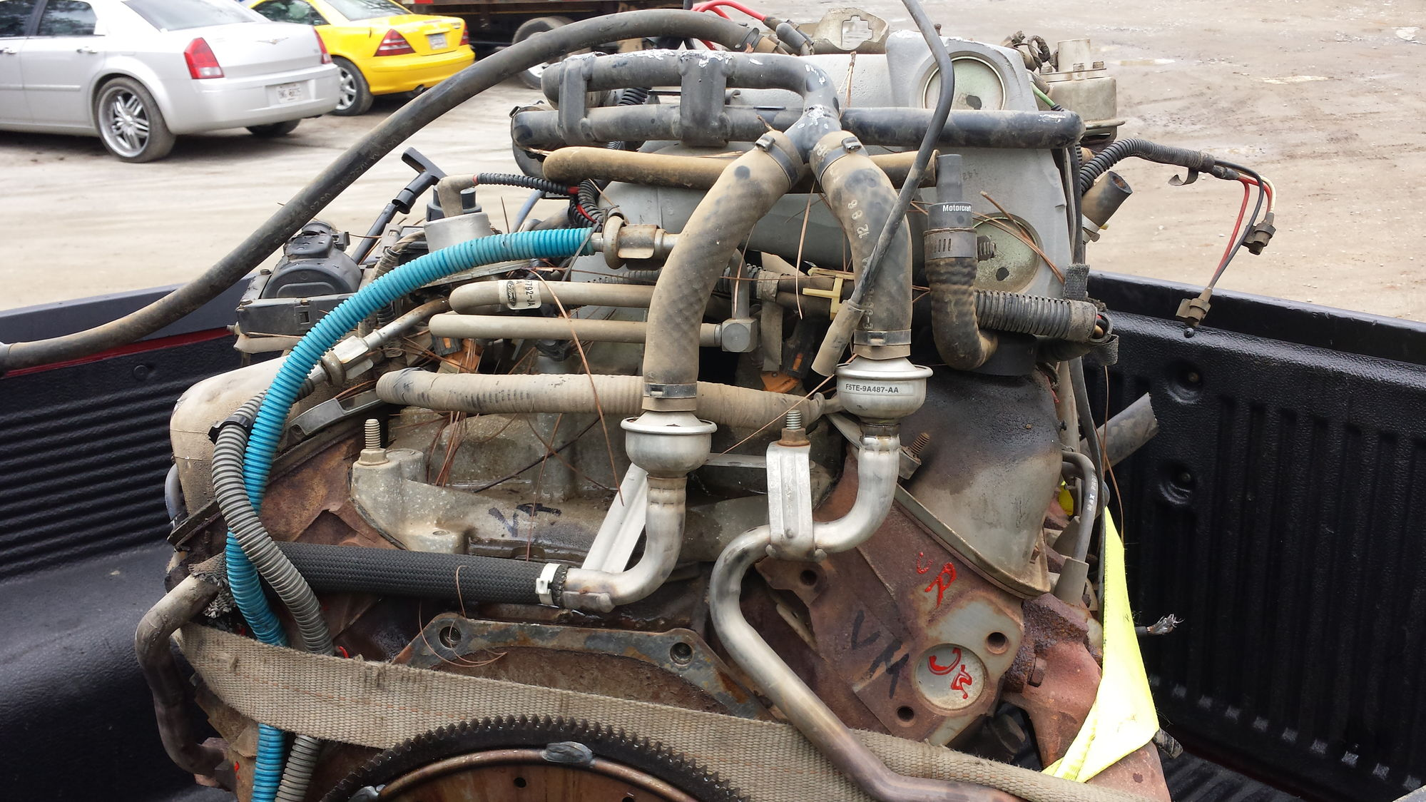 1994 BRONCO 5.8 ENGINE REMOVAL HELP - Ford Truck Enthusiasts Forums
