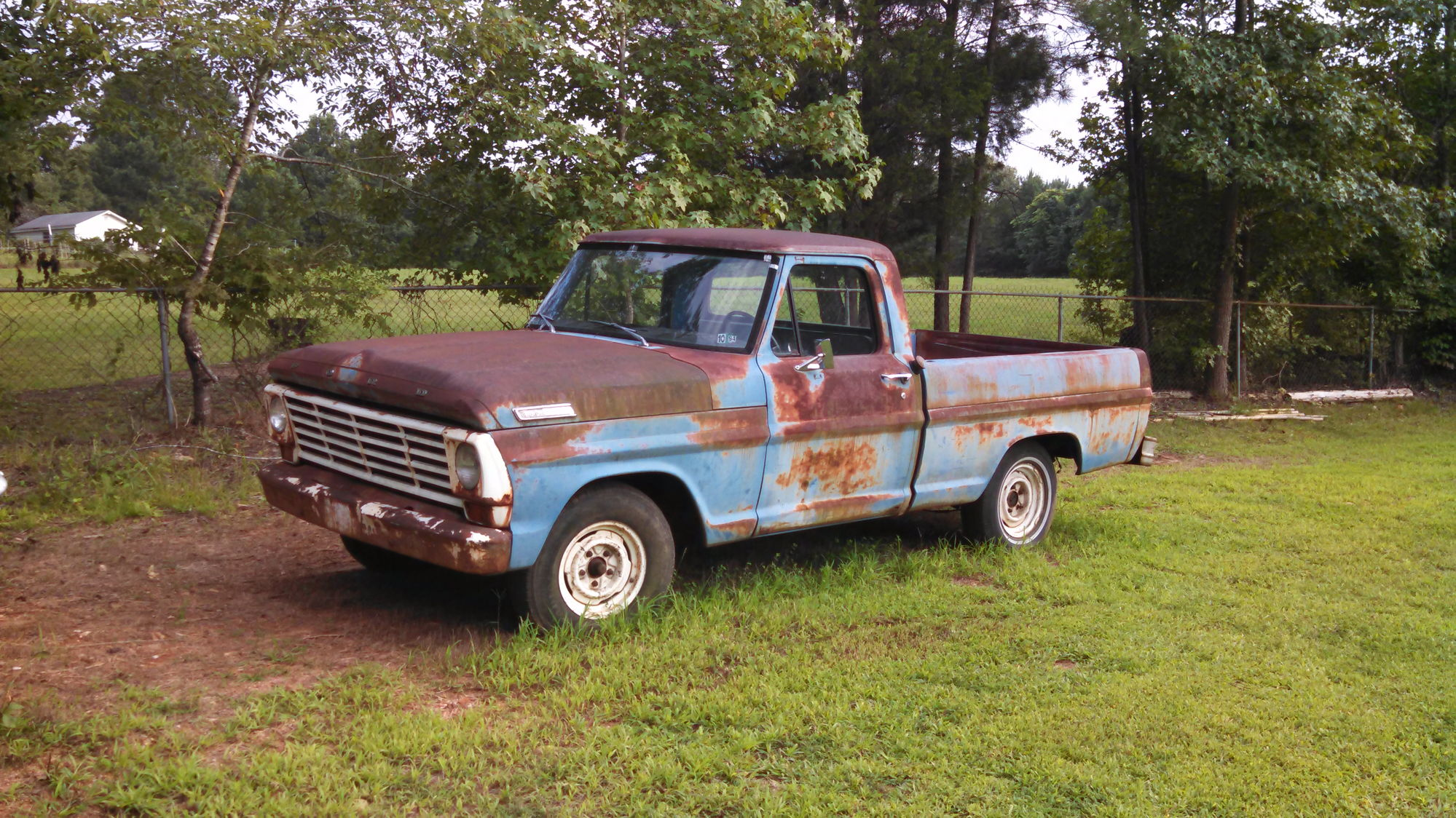 1967 f100 ford truck enthusiasts forums. Black Bedroom Furniture Sets. Home Design Ideas