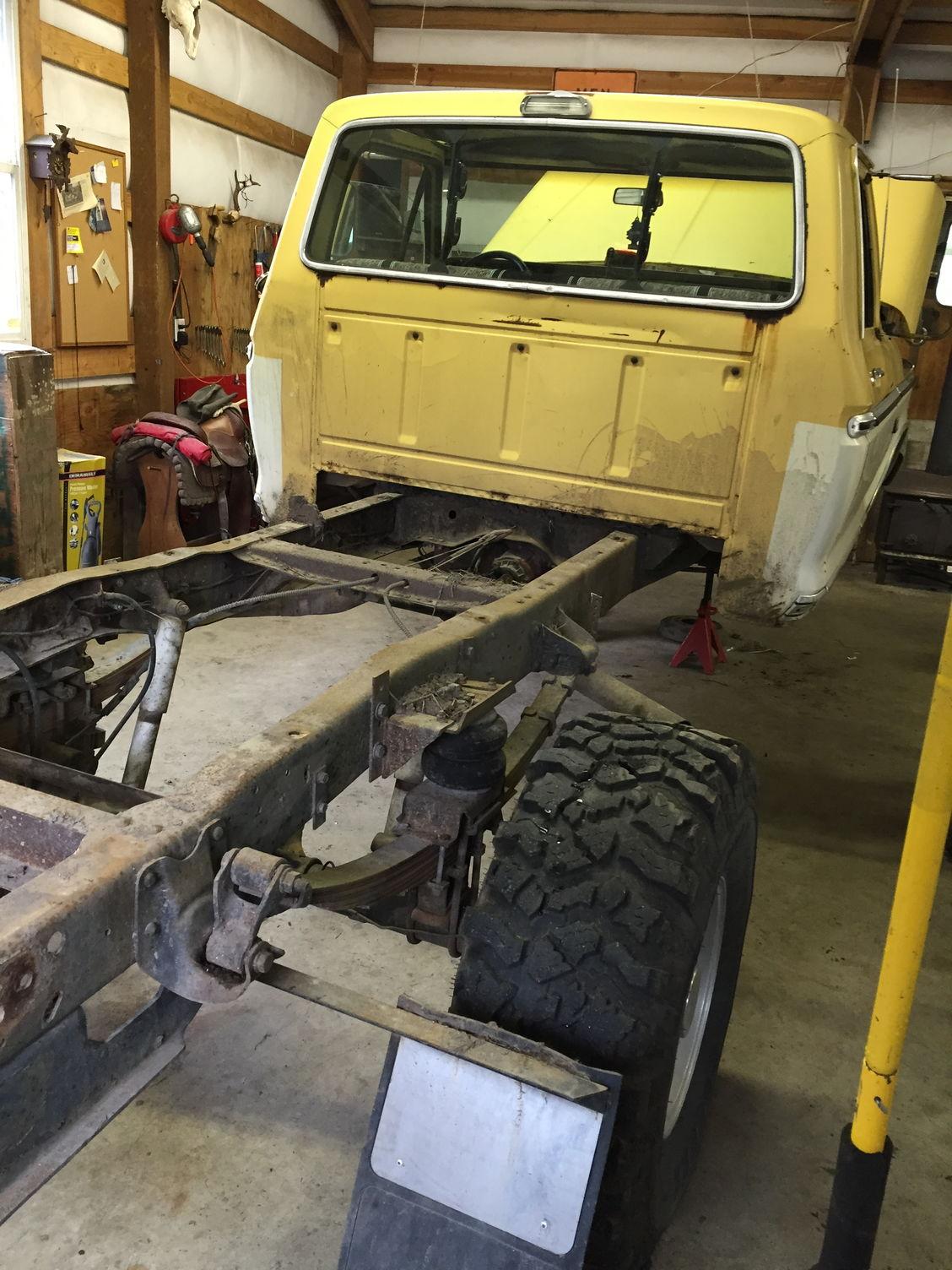 How To Bondo Minor Rust On Truck Bed Fenders