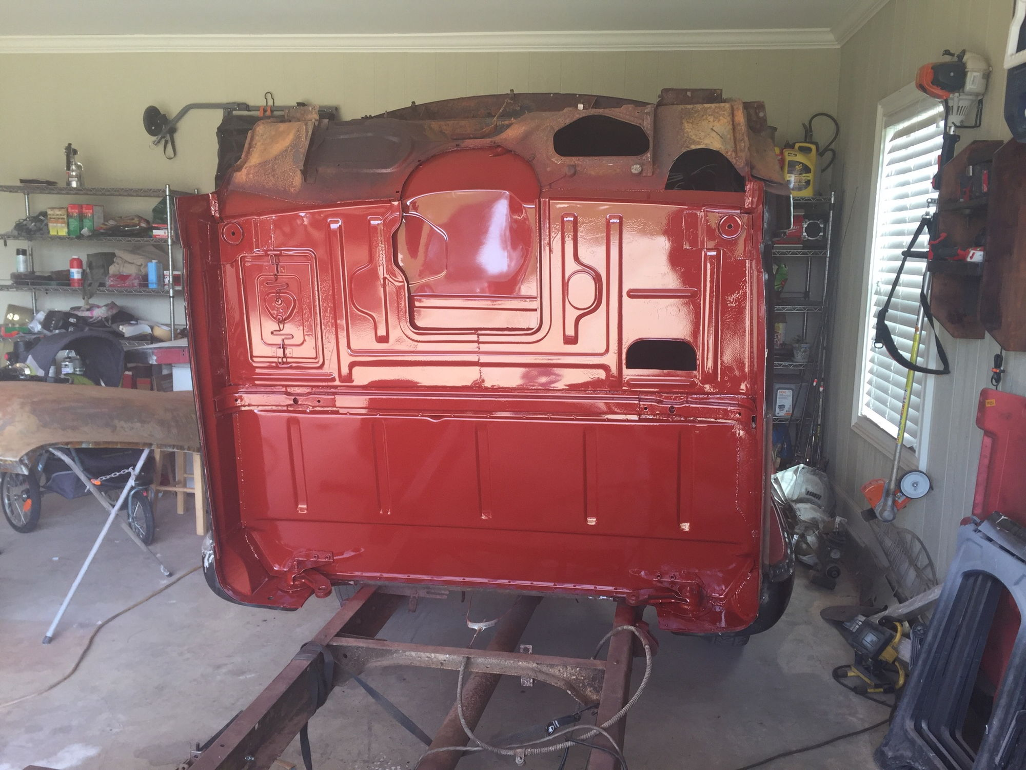 New 1954 F100 Build Page 2 Ford Truck Enthusiasts Forums