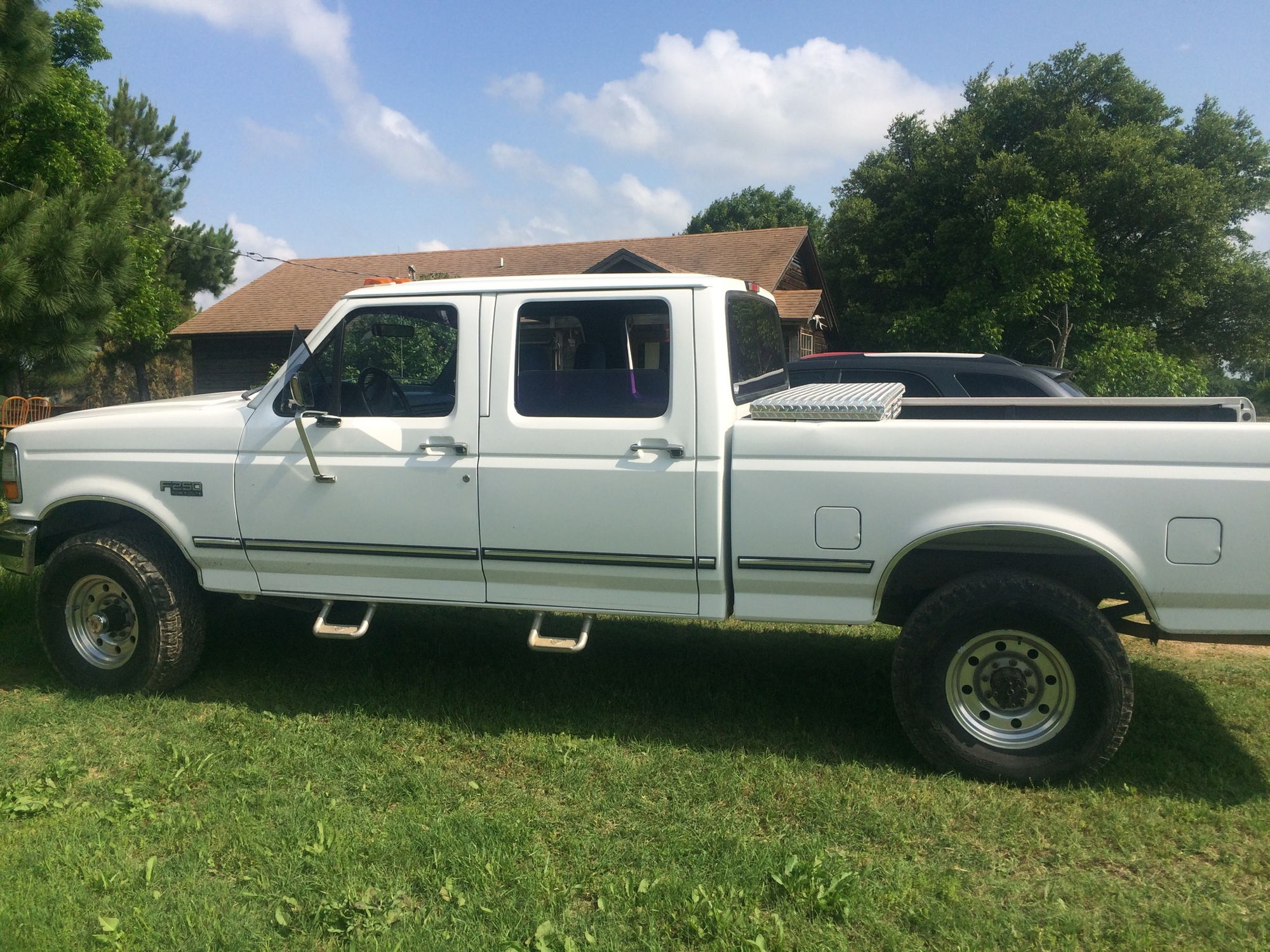 should i restore my 95 f250 ford truck enthusiasts forums. Black Bedroom Furniture Sets. Home Design Ideas