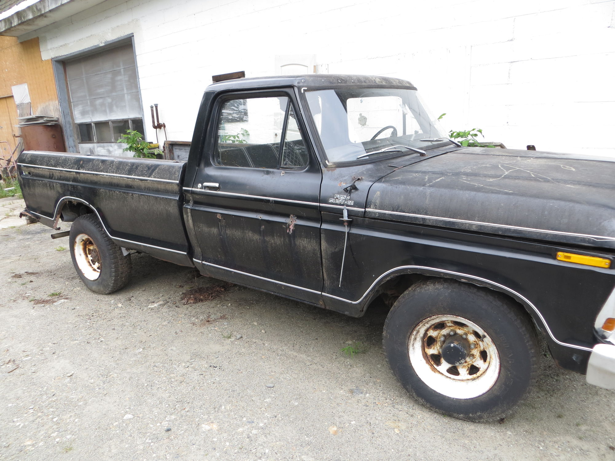 1978 F250 Questions - Ford Truck Enthusiasts Forums
