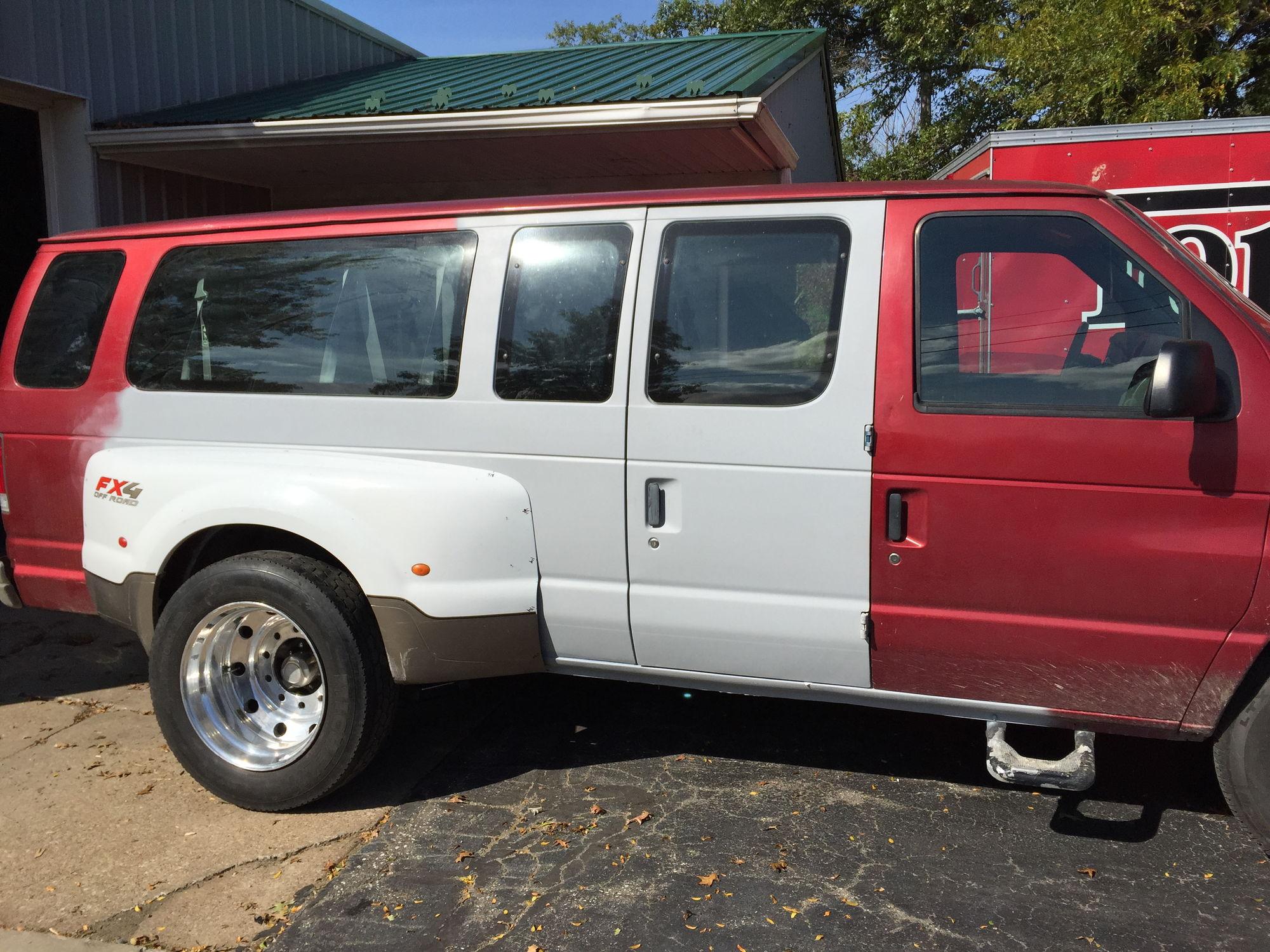 Floor Plan Interest 1999 7 3 Van Build Thread Ford Truck Enthusiasts Forums