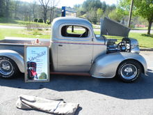 1951 ford rat rod built by rust-n-rods