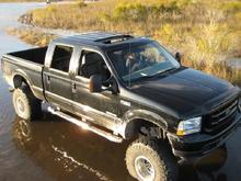 williams rd mud hole