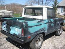 1969 1/2 Cab from Colorado