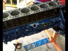 here you will find some examples of what i'm facing with my truck. this is a pic i got from a site i looked up, this block i'm not sure the year of, but it's totaly different from my engine. you will notice that the ports go all the way around the engine block