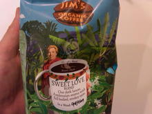 """Fuel for the driver - Jim's Organic """"Sweet Love"""" blend"""