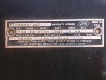 Marfa 1966 F100