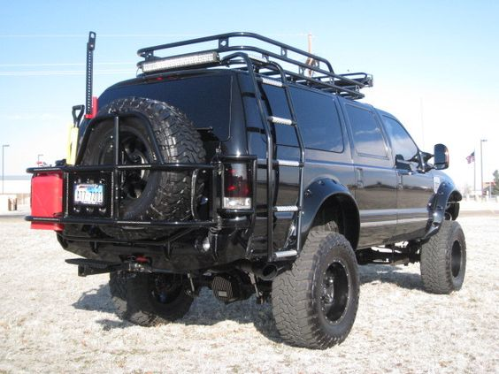 Custom Roof Rack Page 2 Ford Truck Enthusiasts Forums