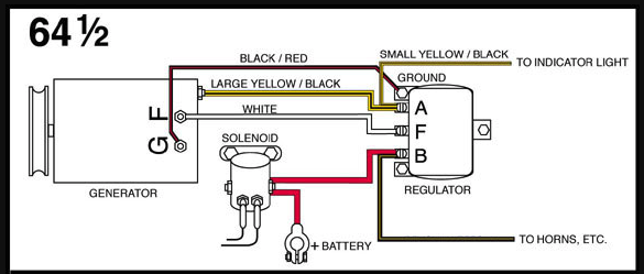 VPT_499] Ford F1 6 Volt Generator Wiring Diagram | solid-carbon wiring  diagram value | solid-carbon.iluoghicomunisullacultura.it | Ford F1 6 Volt Generator Wiring Diagram |  | solid-carbon.iluoghicomunisullacultura.it