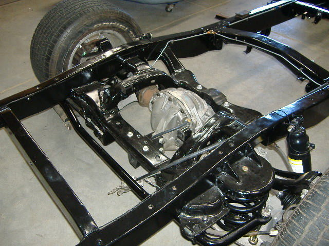 New Chassis For 53 56 F100 Page 5 Ford Truck