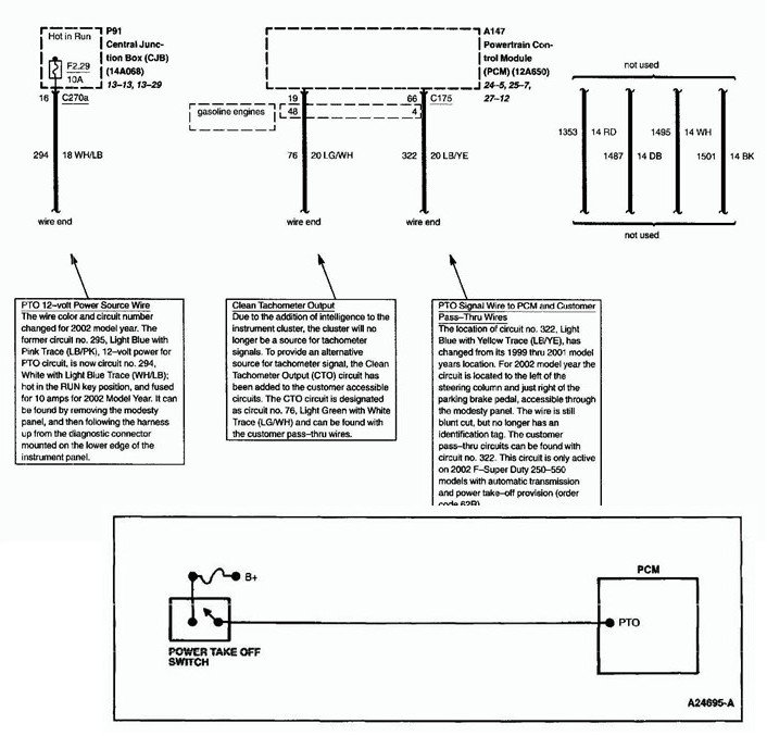 F550 Pto Wiring Diagram For 2008 - Wiring Diagrams List F Wiring Diagram For on