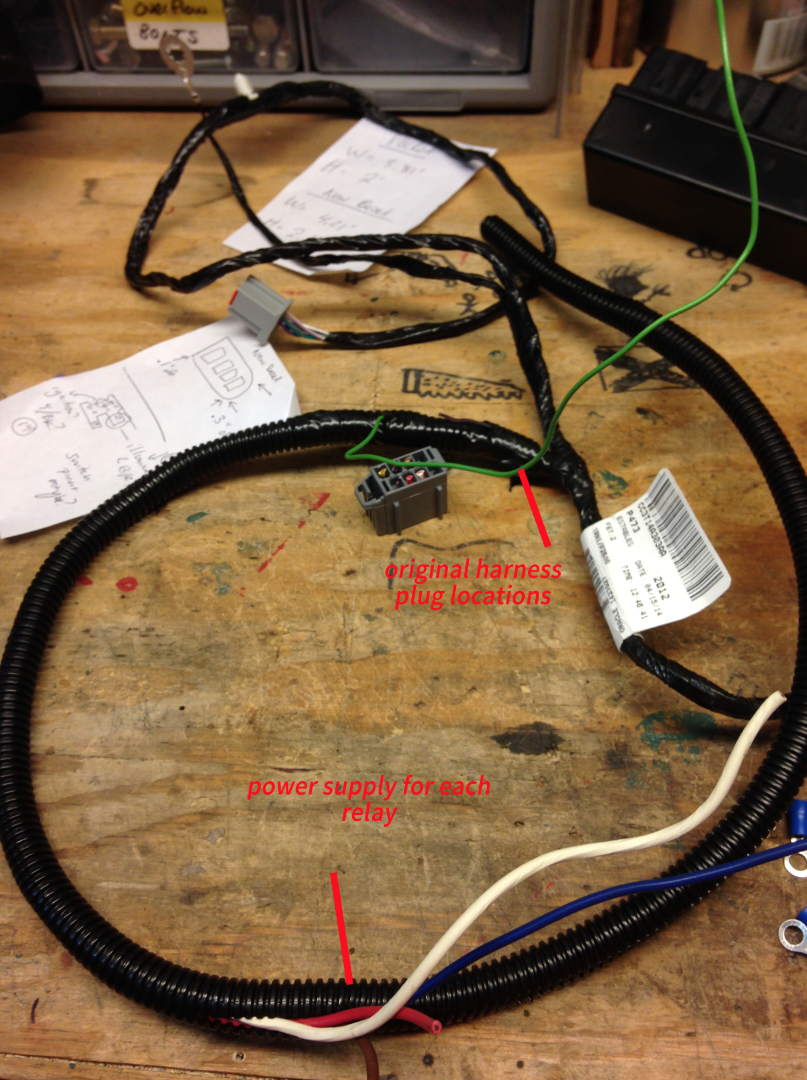 m s factory upers easy access wiring ford raptor forum