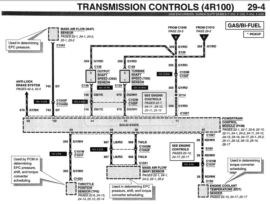transmission for 2004 f350 wiring schematic 2000 f450 wiring diagram wiring diagrams show  2000 f450 wiring diagram wiring