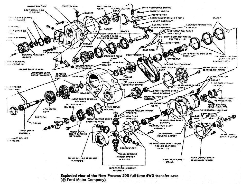 Chevy Sm465 Diagram