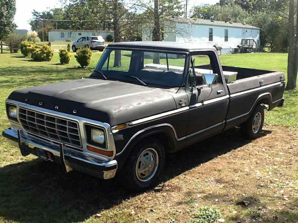 New member introduction 1979 f150 ford truck for Ford f150 paint job cost