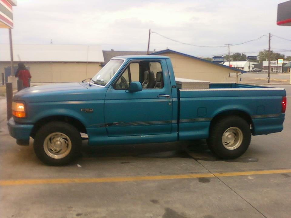1995 Aj Foyt Coyote F 150 Ford Truck Enthusiasts Forums