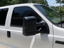 Purchased on Amazon. Super easy install fir mounting, but technical on lighting / blinkers.