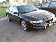 First Pontiac