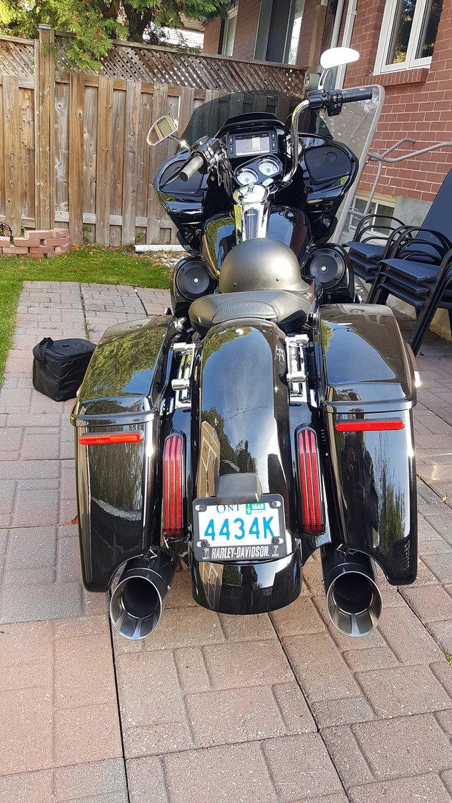 Magnaflow is legit! - Harley Davidson Forums