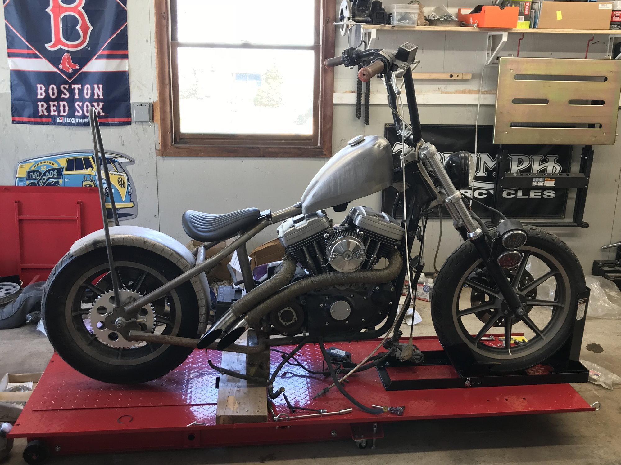 Electrical Diagram Needed, 94 Sportster 1200 - Harley ... on