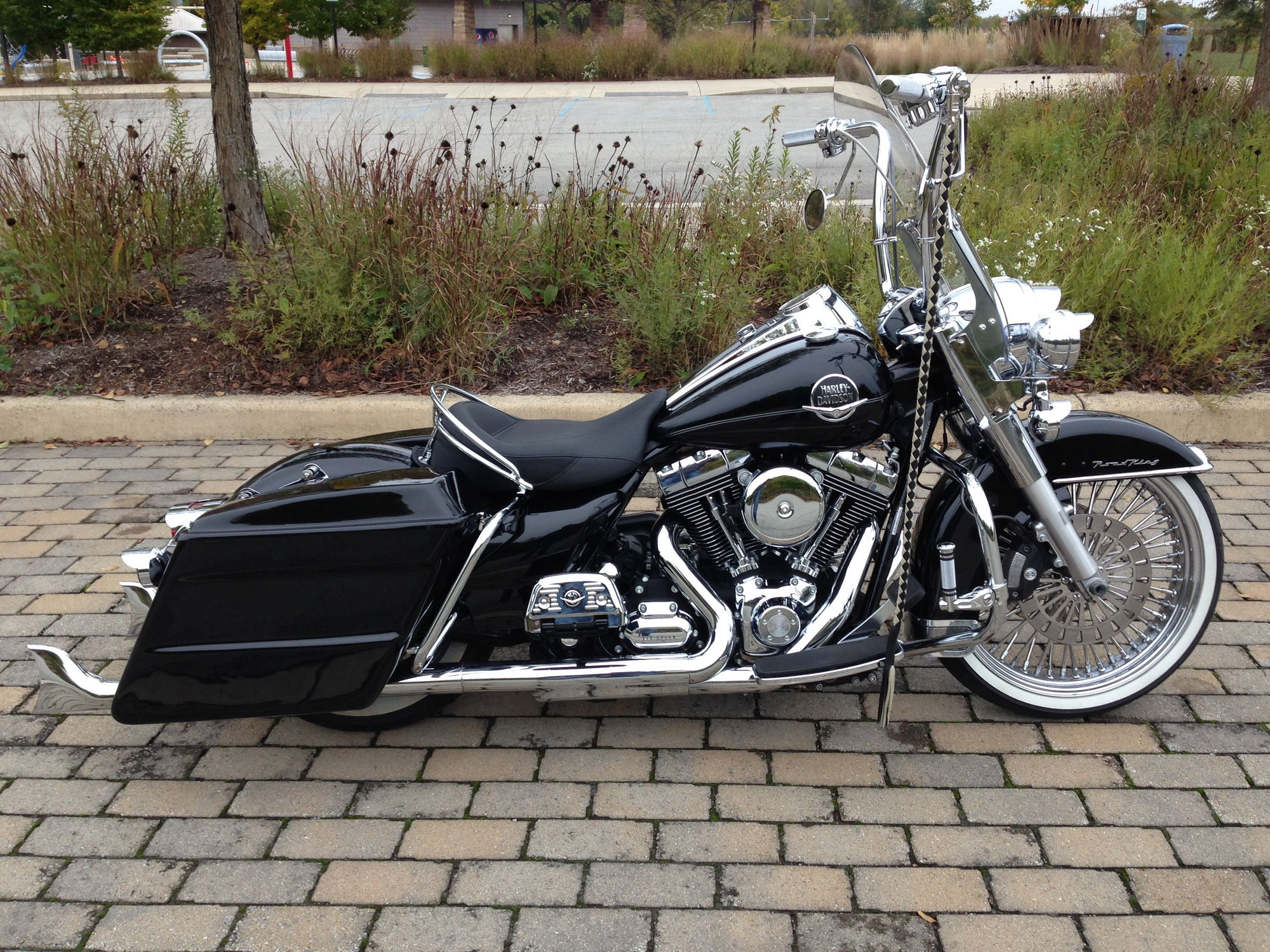 need suggestions for apes road king page 2 harley davidson forums. Black Bedroom Furniture Sets. Home Design Ideas