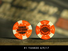 H-D Poker Chip Collection
