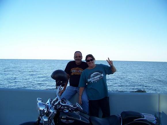 Lori and Jimmy