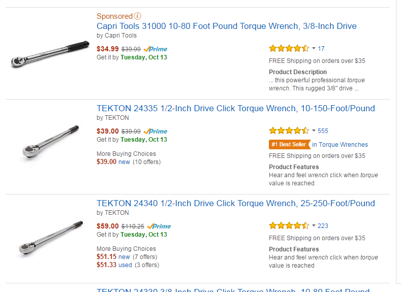 Choosing the right torque wrench    - Harley Davidson Forums