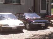 befor it was a project car with my car mine is the black one