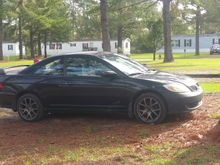 A buddy gave me this car, looking to use it as a learning experience. Looking to make her fast and sexy! All ideas and tips are welcome as I am new to the build game. Car is an 04 civic lx coupe.