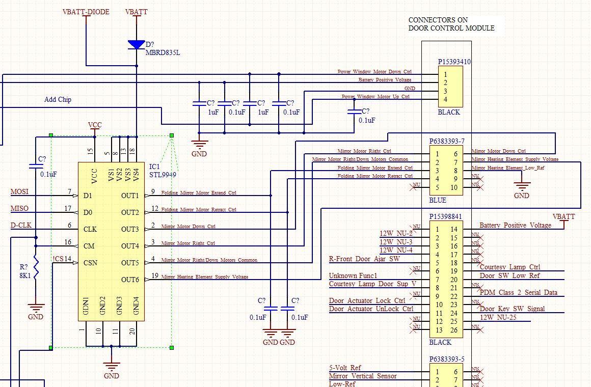 Hummer H2 Fuse Diagram