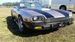 1978 Jaguar roadster modded