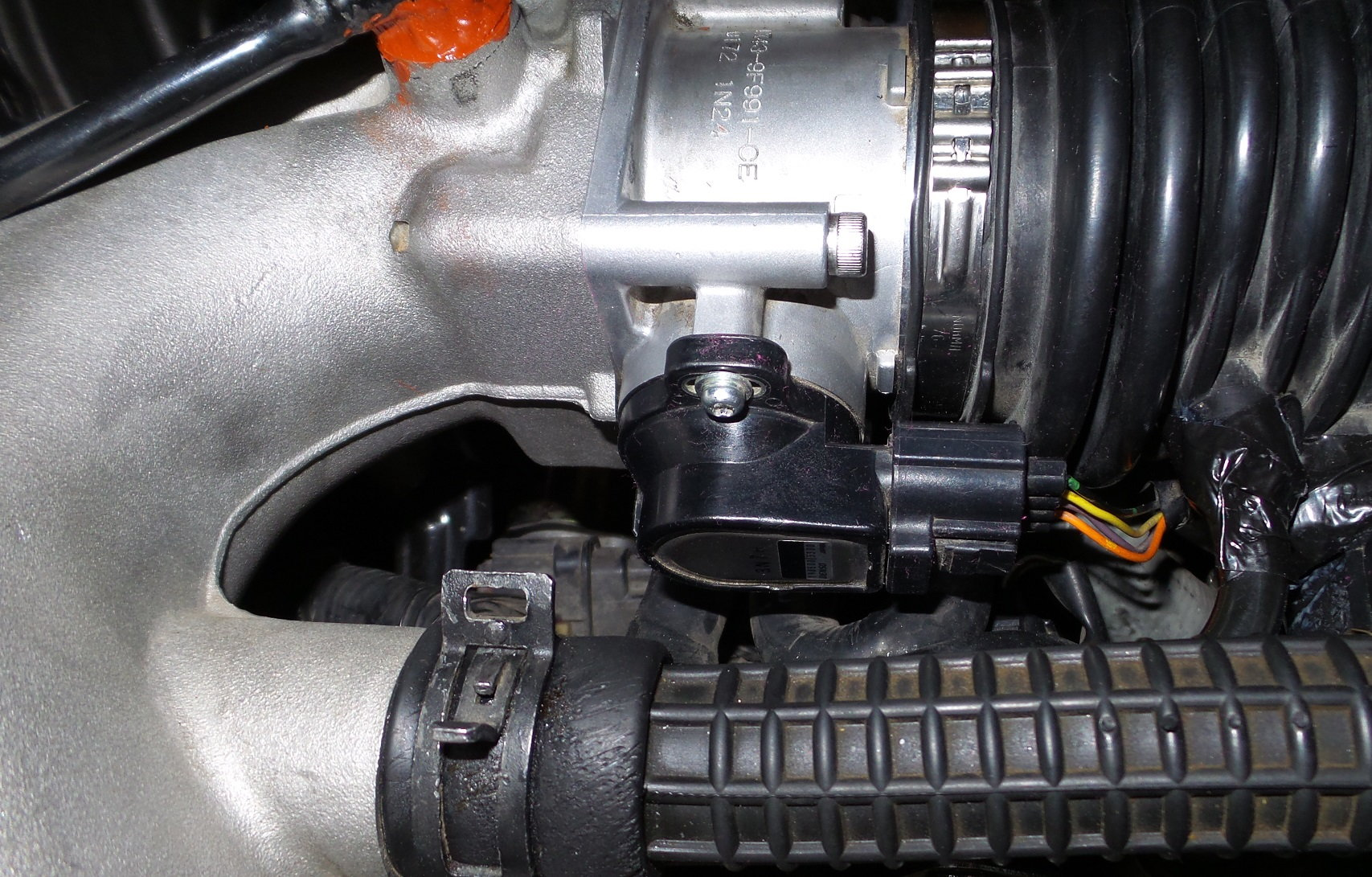Throttle position sensor - Jaguar Forums - Jaguar Enthusiasts Forum