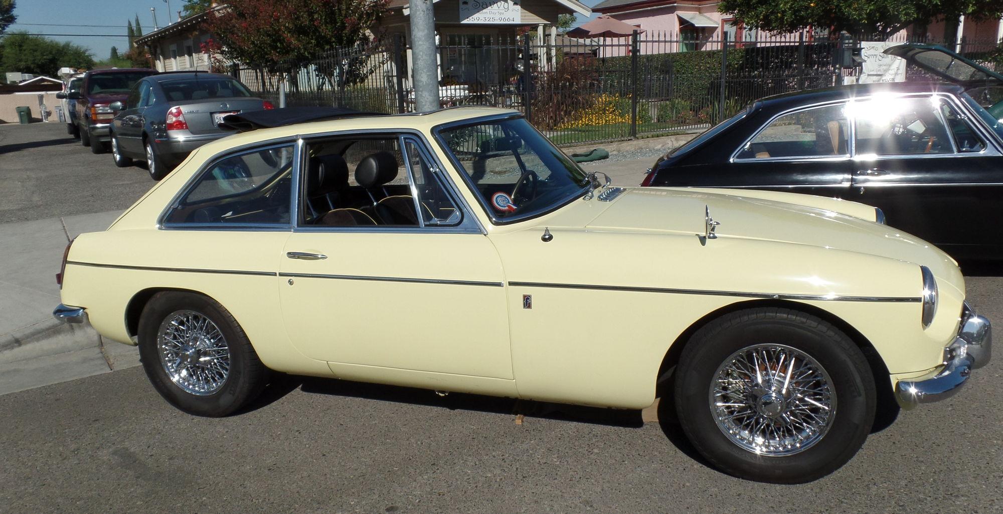 British Car Show Clovis California - Jaguar Forums ...