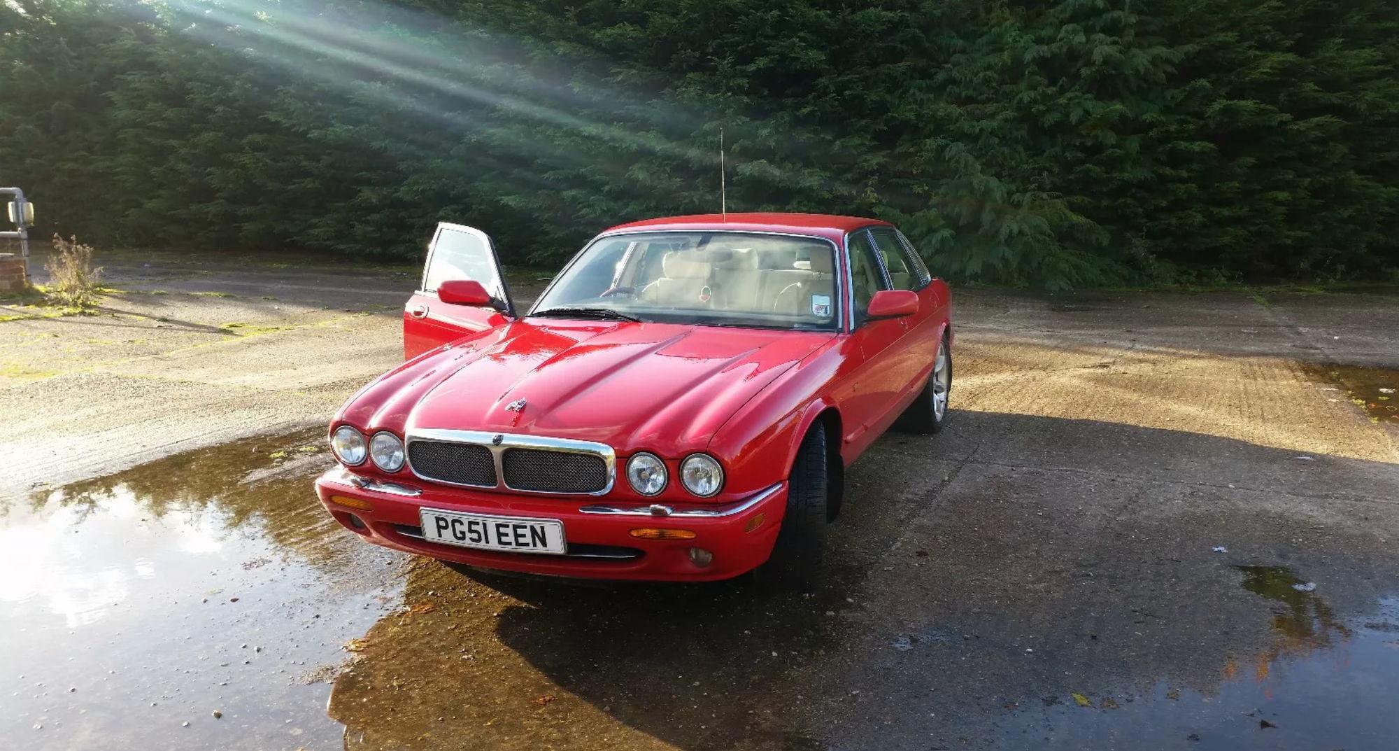 Phoenix Red XJR - Jaguar Forums - Jaguar Enthusiasts Forum