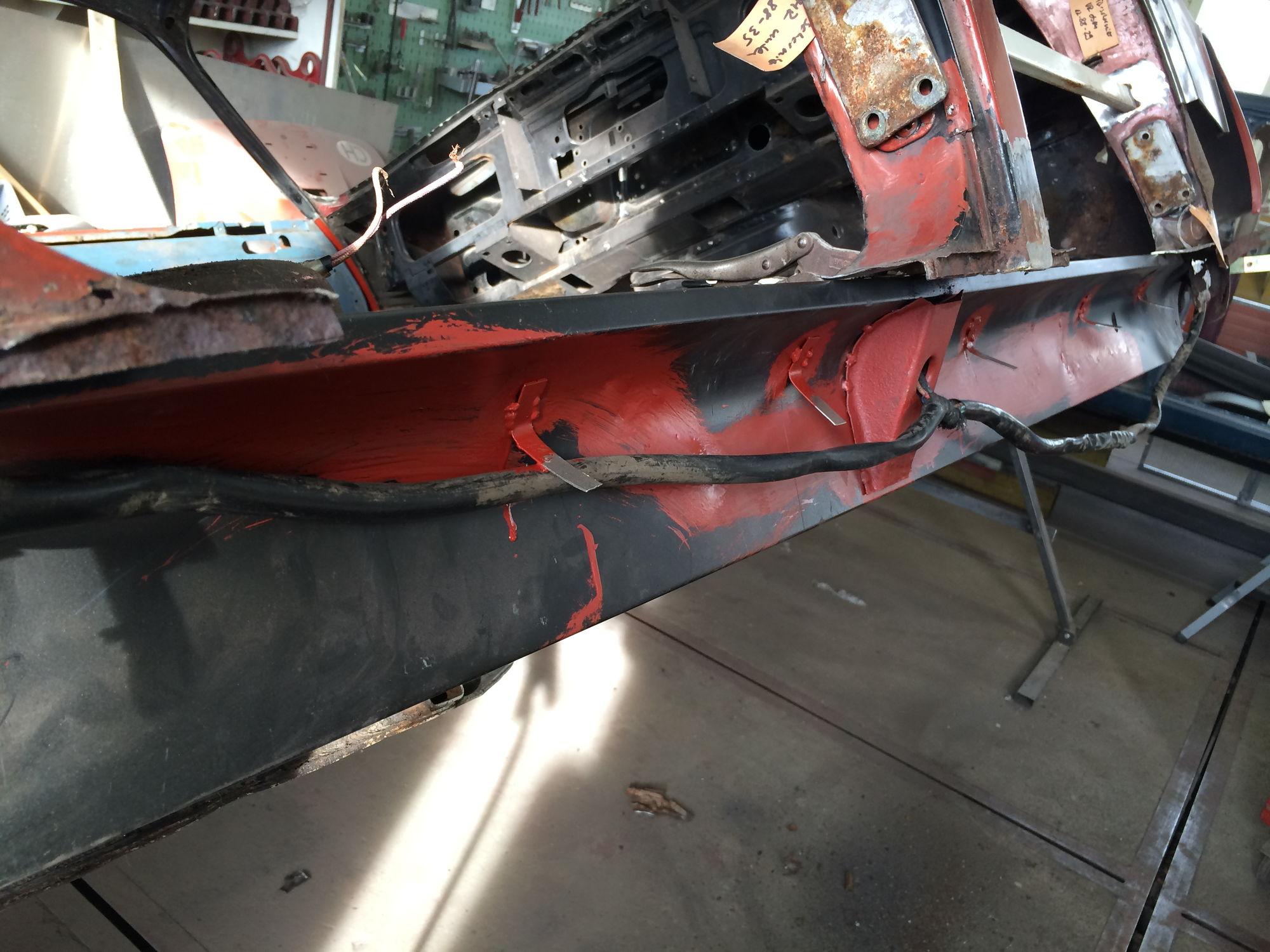 Jag Mk2 Sill Wiring Harness - Jaguar Forums