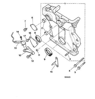 Mystery Oil Leak Under Tdc Indicator Aj16 4 0l Engine