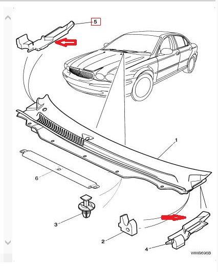 Jaguar X Type Spark Plugs