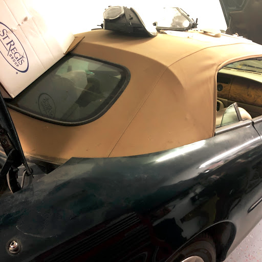 complete 2002 jag XK8 for parts