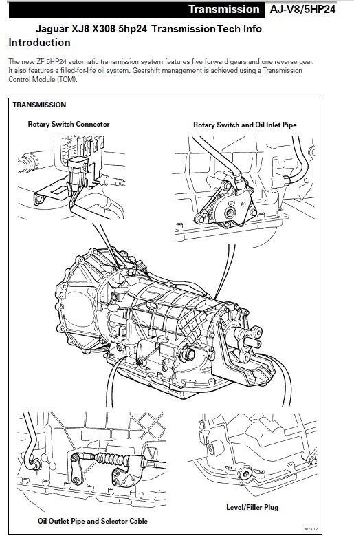 jaguar xk8 engine fluid diagram